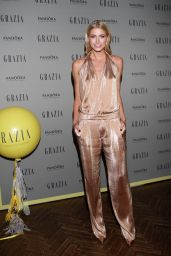 Lena Gercke - 2014 Grazia Best Dressed Award in Berlin
