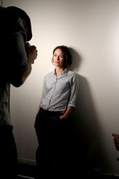 Lena Headey at Variety Studio Panel 2014 – Day Two