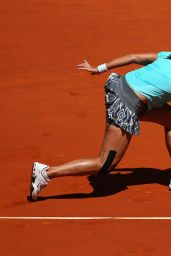 Li Na – Mutua Madrid Open 2014 – Day Seven