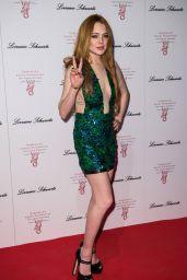 Lindsay Lohan at Gabrielle