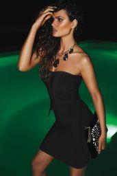 Lisalla Montenegro - Photoshoot for Bebe 2014