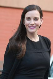 Liv Tyler Casual Style - Out in West Village, NYC - May 2014