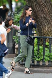 Liv Tyler - Out in New York City - May 2014