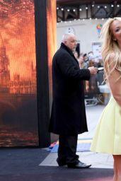 Liz McClarnon - 'Godzilla' Premiere in London