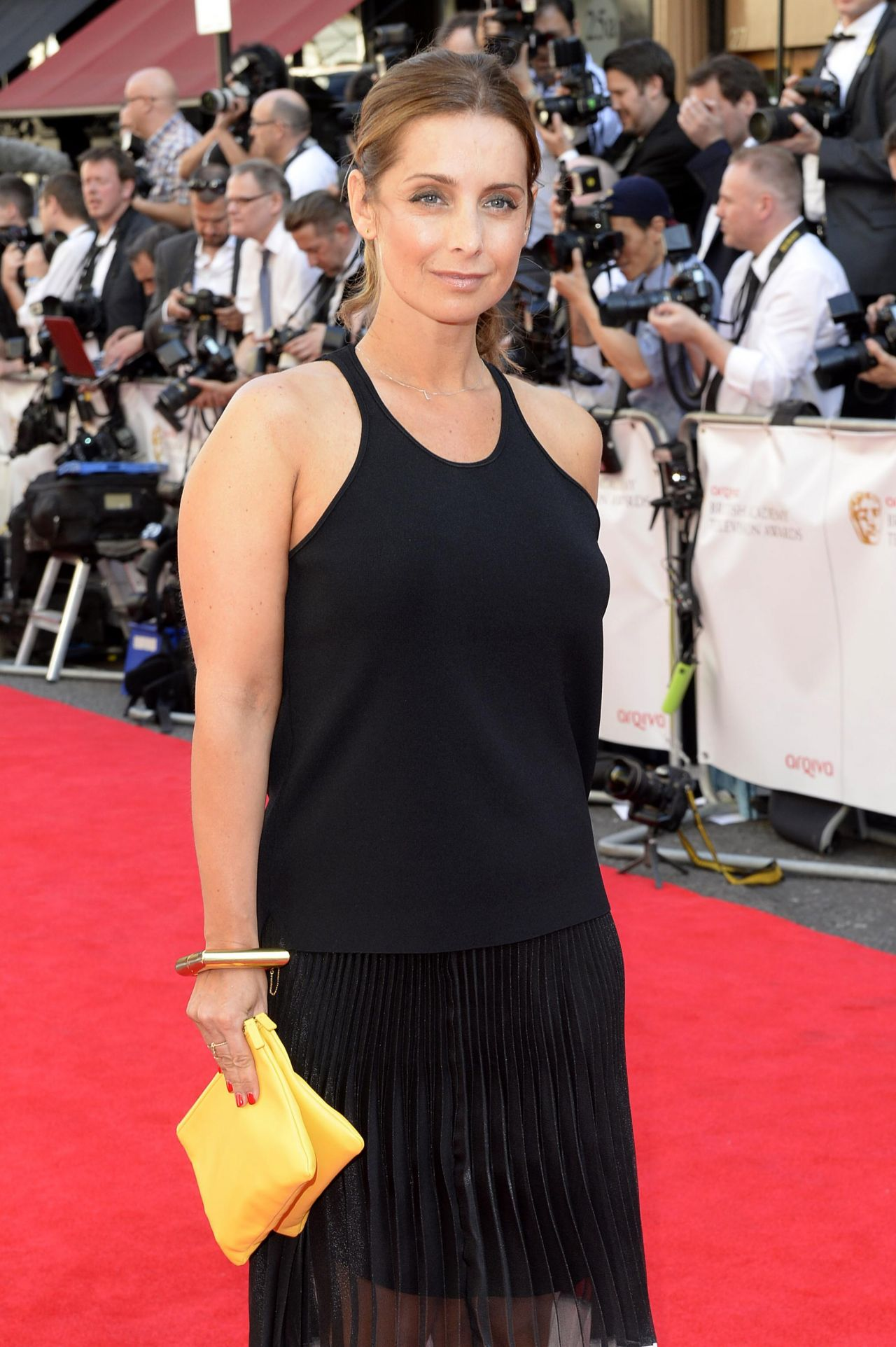 Louise Redknapp - 2014 British Academy Television Awards in London