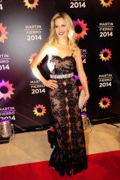 Luisana Lopilato - 2014 Martin Fierro Awards Gala in Buenos Aires