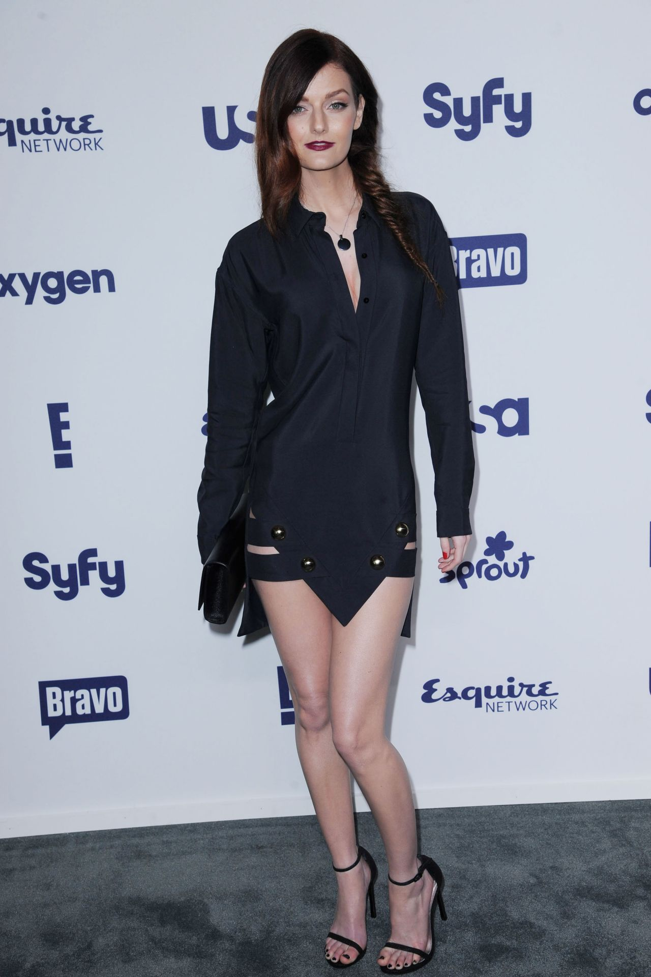 Lydia Hearst 2014 Nbcuniversal Cable Entertainment