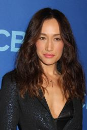 Maggie Q - 2014 CBS Upfront presentation in New York City