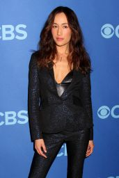 Maggie Q - 2014 CBS Upfront presentation in New York City