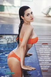 Maite Perroni - GQ Magazine (Mexico) May 2014 Issue
