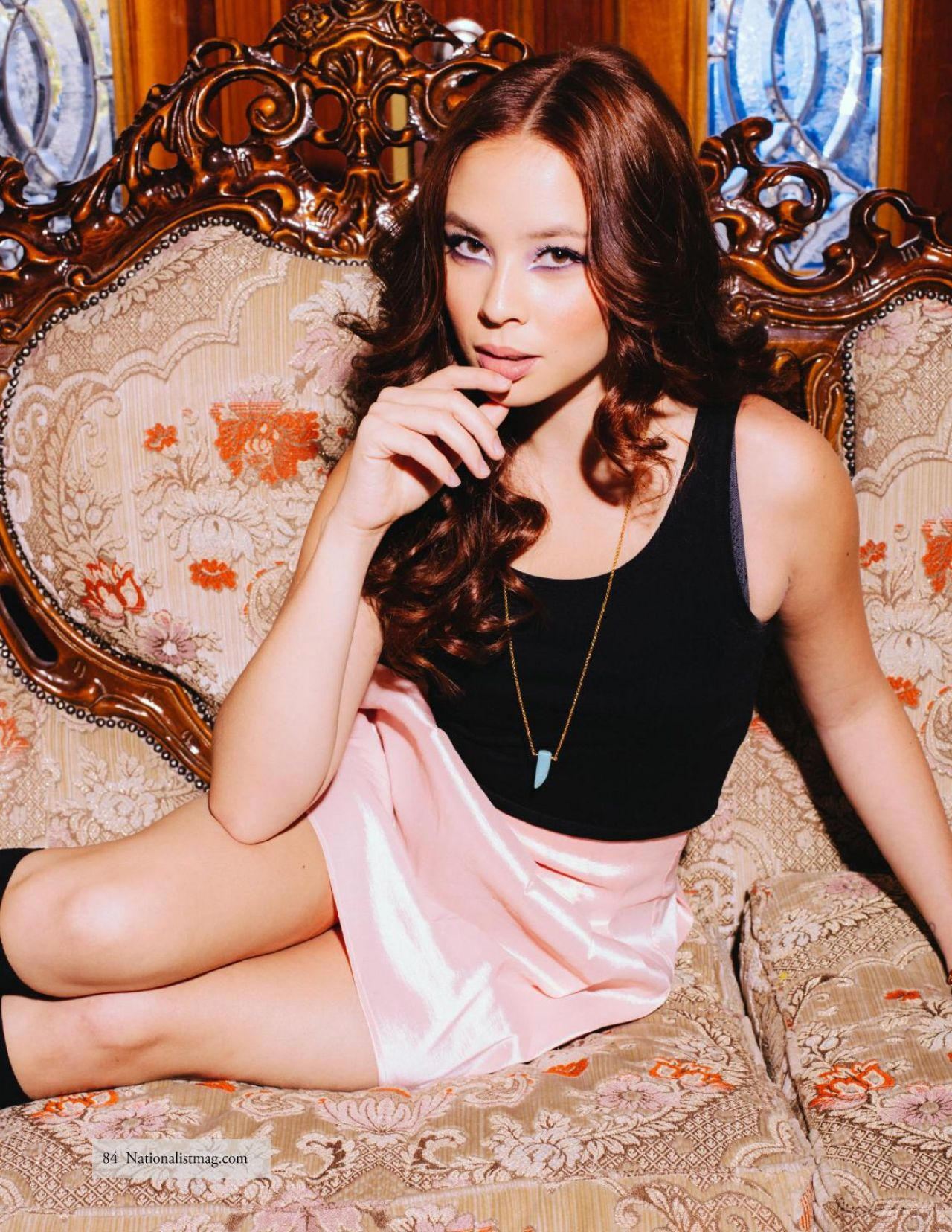 Malese Jow – Nationalist Magazine May 2014 Issue