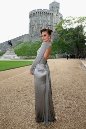 Margot Robbie Wearing Ralph Lauren – The Duke of Cambridge Celebrates The Royal Marsden in Windsor – May 2014