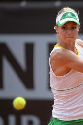 Maria Kirilenko – Italian Open 2014 in Rome, Italy – May 2014