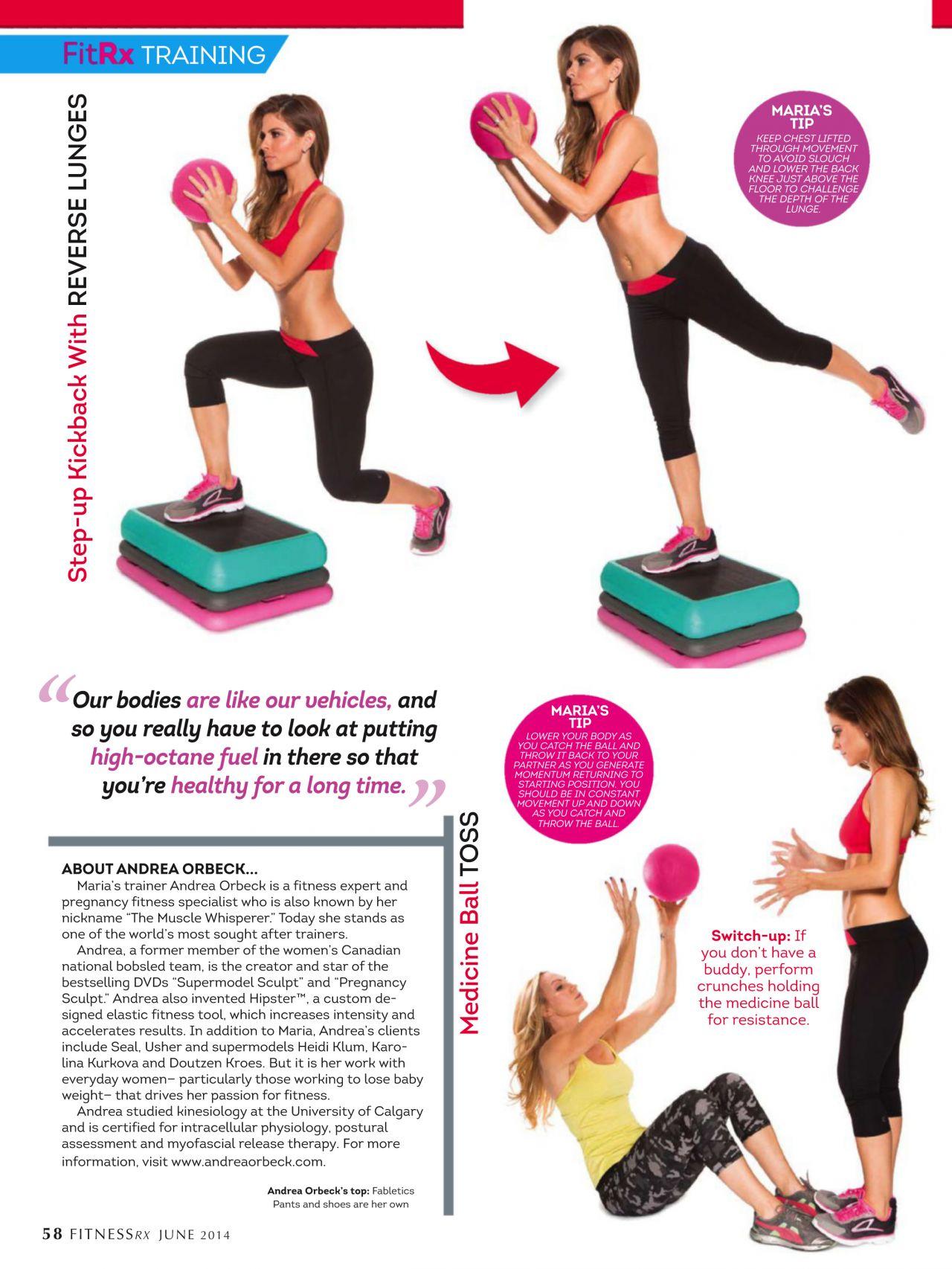 Система упражнений для беременных андреа орбек