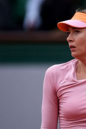 Maria Sharapova -  – 2014 French Open at Roland Garros - 2nd Round