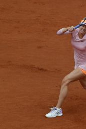 Maria Sharapova – 2014 French Open at Roland Garros
