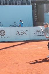 Maria Sharapova - Madrid Open 2014 Practice