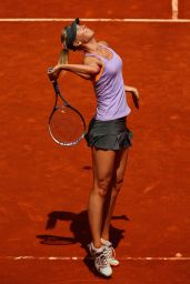 Maria Sharapova – Mutua Madrid Open 2014 – Day Four