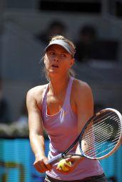Maria Sharapova – Mutua Madrid Open 2014 – Day Four