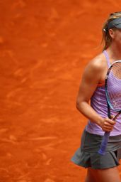 Maria Sharapova – Mutua Madrid Open 2014 – Day Six