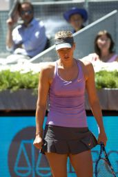 Maria Sharapova – Mutua Madrid Open 2014 – Final