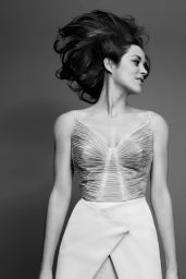 Marion Cotillard - Lady Dior Spring 2014 (by Jean-Baptiste Mondino)