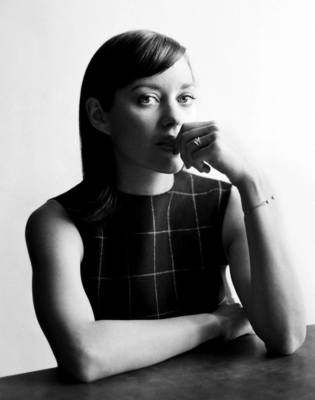 Marion Cotillard Photoshoot For Variety May 2014 (by Pari Dukovic)
