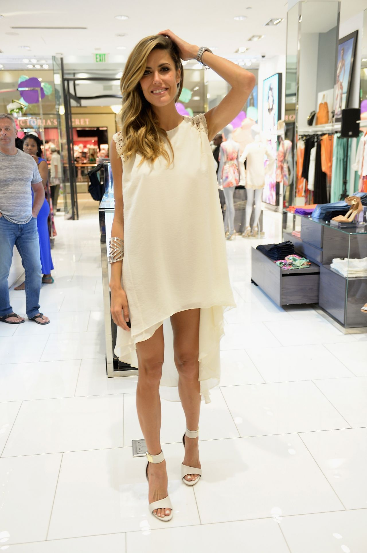 Martha Graeff - Marciano Aventura Celebrates Dress Month - May 2014