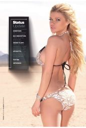 Masha Lund - Maxim Magazine (Australia) June 2014 Issue