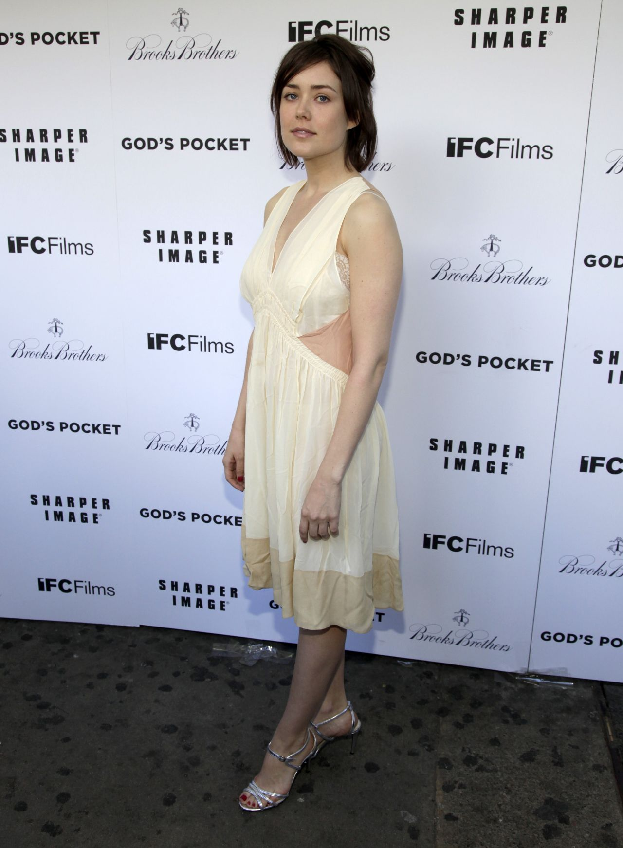Megan Boone God S Pocket Premiere In New York City