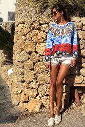 Michela Coppa in a Bikini - Ibiza, May 2014