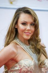 Michelle Heaton 2014 British Academy Television Awards in London