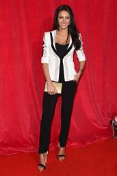 Michelle Keegan - 2014 British Soap Awards in London