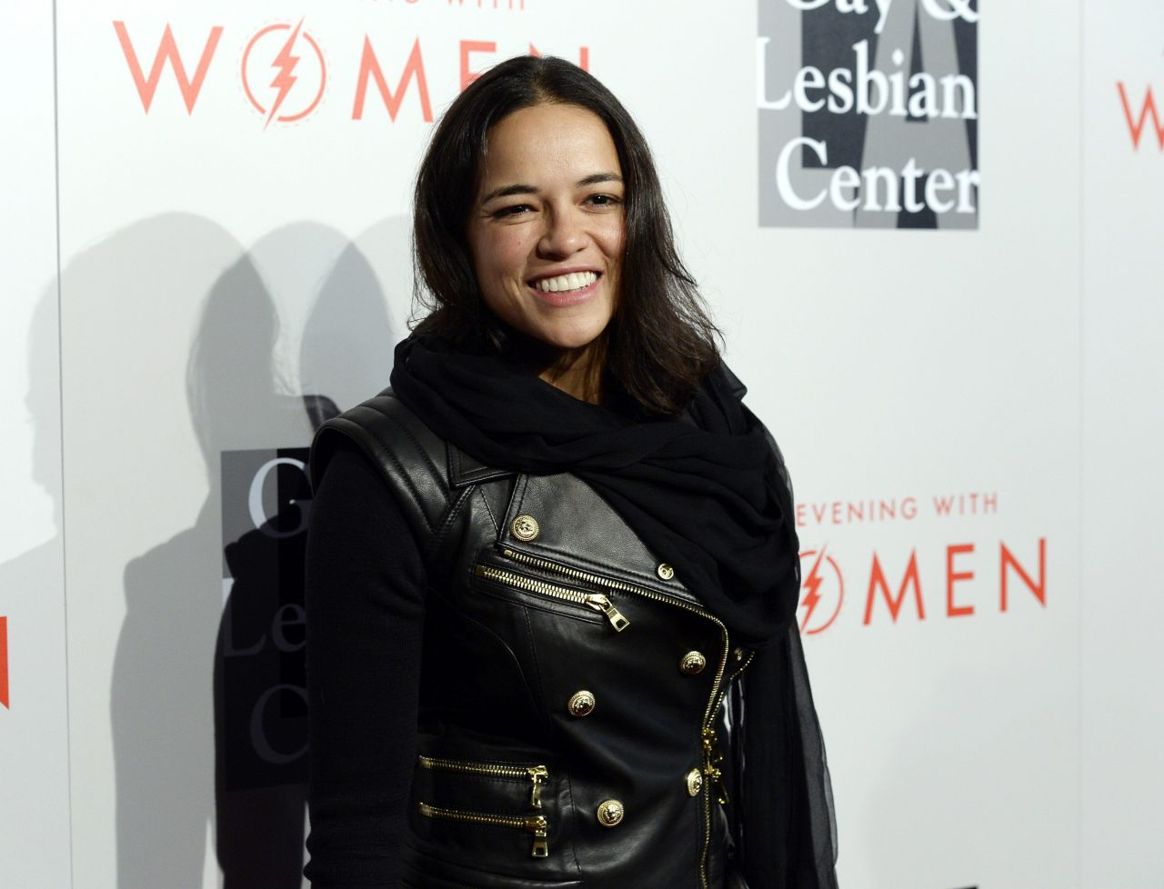 Michelle Rodriguez - An Evening With Women - May 2014