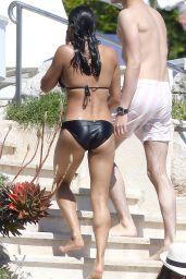 Michelle Rodriguez in a Bikini - Hôtel du Cap-Eden-Roc - May 2014