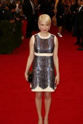 Michelle Williams – 2014 Met Costume Institute Gala