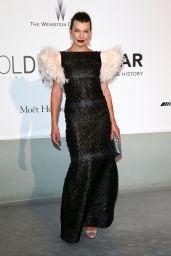 Milla Jovovich - amfAR