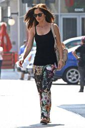 Minka Kelly - Out in LA - May 2014