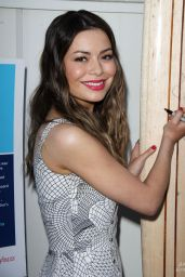 Miranda Cosgrove at Nautica Oceana Beach House Party - May 2014