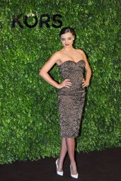 Miranda Kerr Attends the Michael Kors Kerry Centre Flagship Store Opening in Shanghai - May 2014