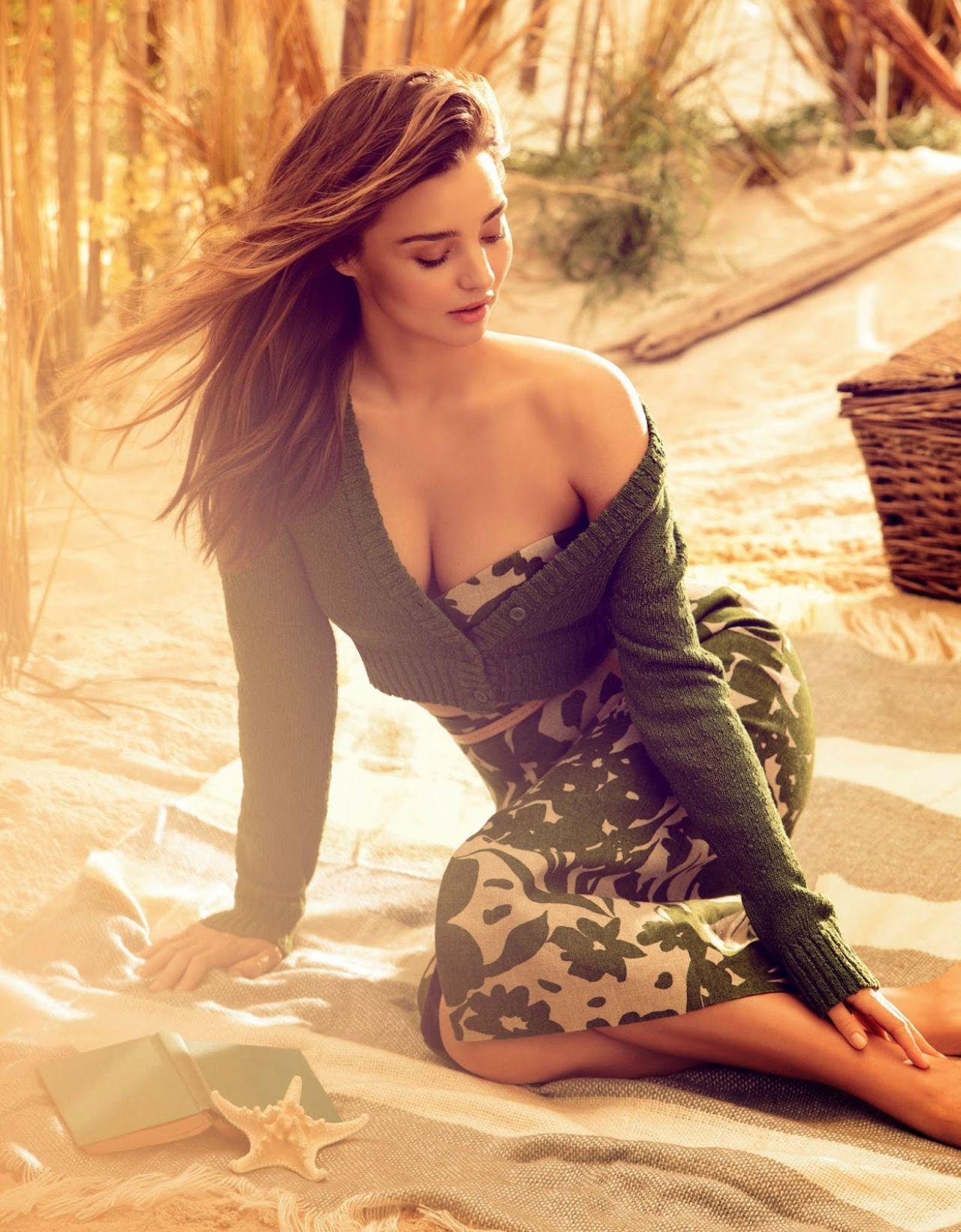 Miranda Kerr – Harper's Bazaar Magazine (UK) June 2014 Issue
