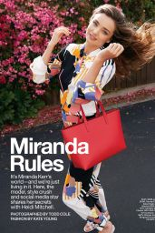 Miranda Kerr - Lucky Magazine June/July 2014 Issue