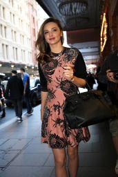 Miranda Kerr Wearing Prada - QT Hotel in Sydney, Australia, May 2014