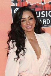 Mya Harrison – 2014 iHeartRadio Music Awards in Los Angeles