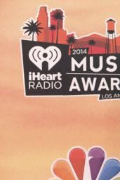Mya Harrison – 2014 iHeartRadio Music Awards in Los Angeles