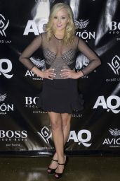 Nastia Liukin - Welcome to Pro Football Party - May 2014