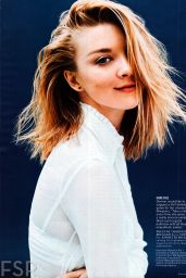 Natalie Dormer – Glamour Magazine June 2014 Issue
