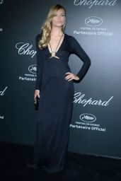 Natasha Poly – Chopard Backstage Party – 2014 Cannes Film Festival