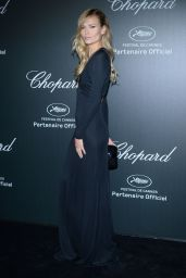 Natasha Poly – Chopard Backstage Party – 2014 Cannes Film Festival