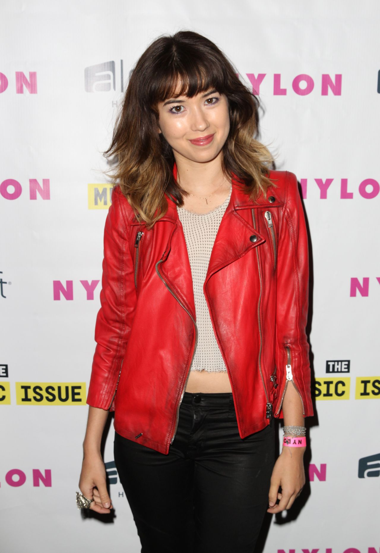 Nichole Bloom - Nylon Magazine Music Issue Party – May 2014 Nicole Bloom